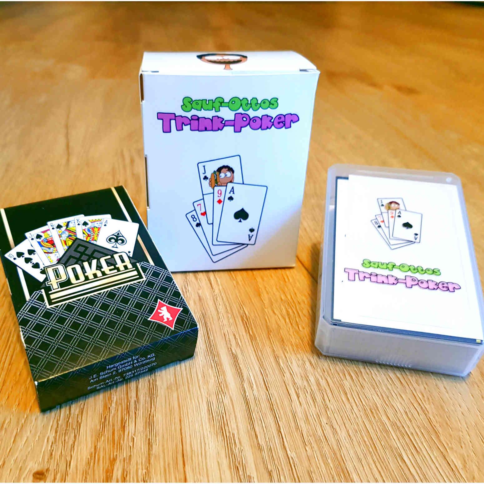 Trink Kartenspiele